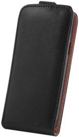 Forcell Flexi Slim Flip Vertical Case For Asus Go ZC500TG Black
