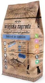 Wiejska Zagroda Dog Dry Food Tuna & Herring 9kg