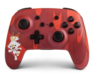 Игровой контроллер PowerA Enhanced Pokemon Scorbunny Wireless Controller