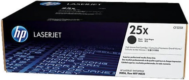 HP 25X High Yield Black Original LaserJet Toner Cartridge CF325X