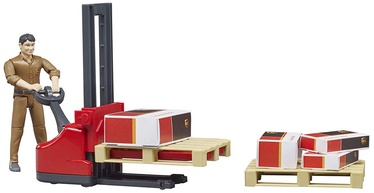 Žaislinė figūrėlė Bruder UPS Logistics 62210