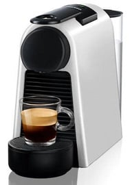 Nespresso Coffee Machine Essenza Mini D30 Silver
