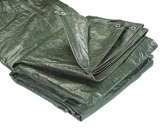 Tents, zaļa, 5000x7000 mm