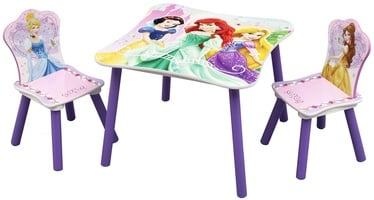 Delta Children Princess Table And Chair Set