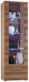 ASM Neo I Display Cabinet Plum
