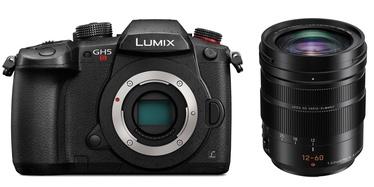 Panasonic Lumix DC-GH5S + Leica DG Vario Elmarit 12-60mm F2.8-4.0 Lens Black
