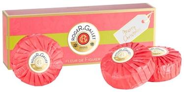 Roger & Gallet Fleur de Figuier Soap 3x100g