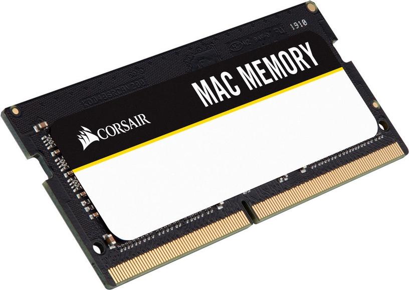 Operatīvā atmiņa (RAM) Corsair Mac Memory CMSA32GX4M2A2666C18 DDR4 (SO-DIMM) 32 GB