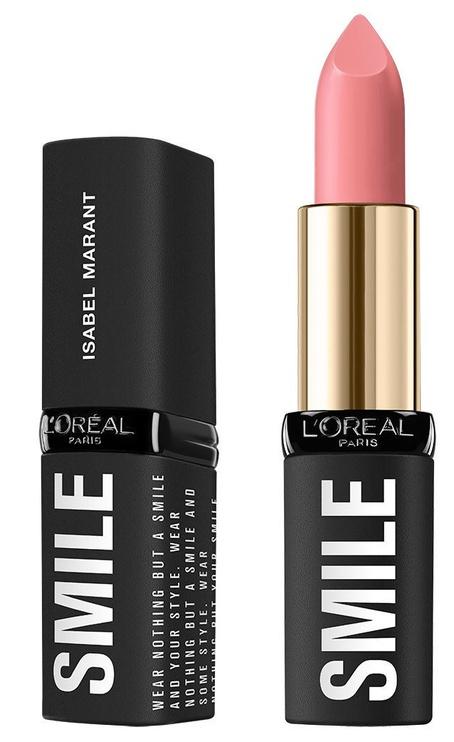 """L'Oreal Paris X Isabel Marant Collection Color Riche Matte """"Smile"""" 4.3g 07"""