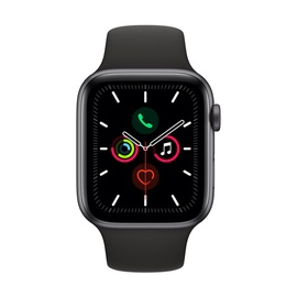 Išmanusis laikrodis Apple watch Series 5, 44mm GPS, juoda