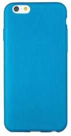 GreenGo Rubber Back Case For Huawei Y3 II Blue