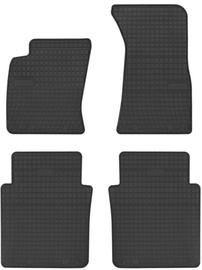 Frogum Audi A8 D3 Long Rubber Floor Mats