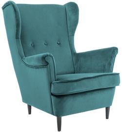 Atzveltnes krēsls Signal Meble Lord Velvet, 72 x 85 x 101 cm