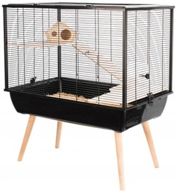 Zolux Neo Silta Rodents Cage Black