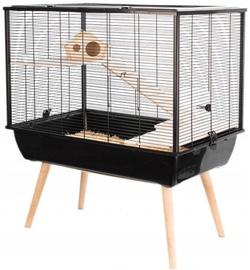 Клетка для грызунов Zolux Neo Silta Rodents Cage Black