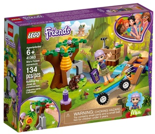 Konstruktor Lego Friends Mia's Forest Adventure 41363