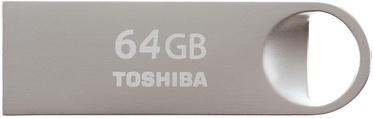 Toshiba U401 TransMemory 64GB USB 2.0 Silver