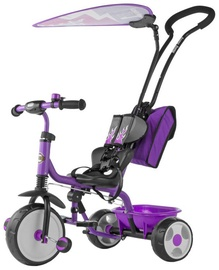 Milly Mally Boby Deluxe Tricycle Violet