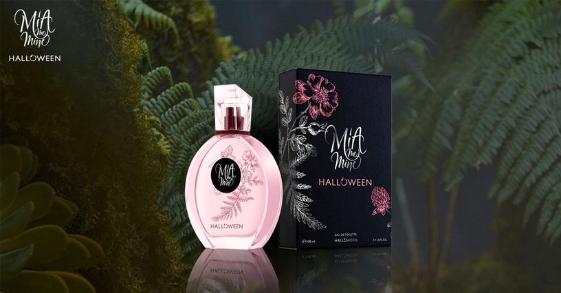 Набор для женщин Jesus Del Pozo Halloween Mia Me Mine 100 ml EDT + 15 ml