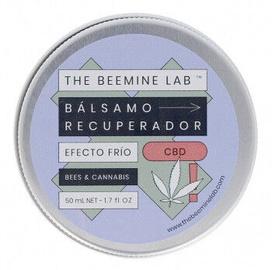 The Beemine Lab Recovery Balm 0.4% CBD 50ml