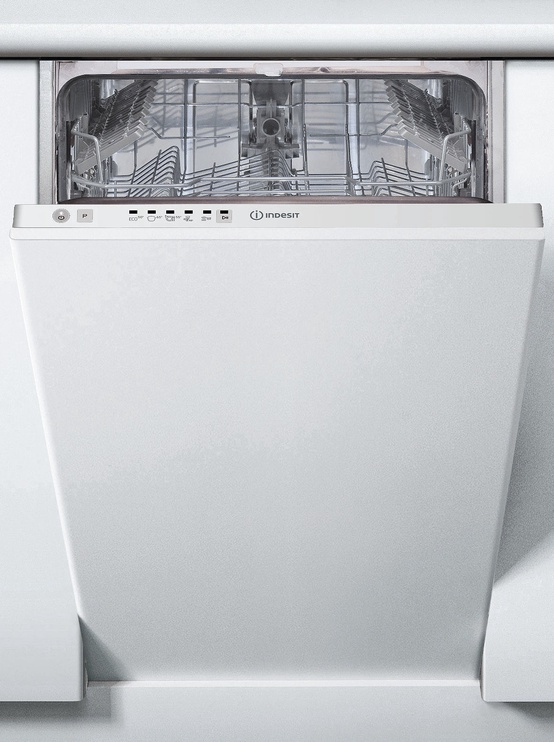 Įmontuojama indaplovė Indesit DSIE 2B19