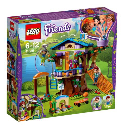 5750f601ef0 Konstruktor LEGO Friends, Mia maja puu otsas 41335 - Krauta.ee