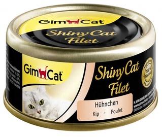 Gimborn ShinyCat Chicken 70g