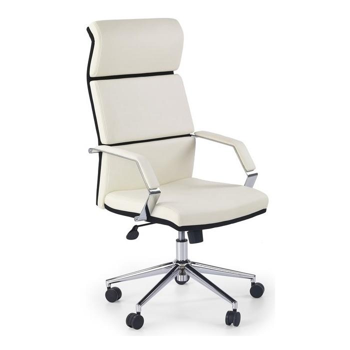 Офисный стул Halmar Costa, белый/черный