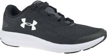 Under Armour Grade School Charged Pursuit 2 3022860-001 Black/White 36.5