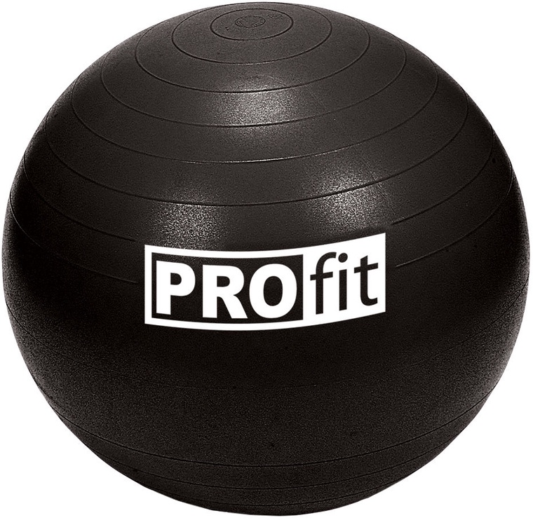 ProFit Exercise Ball 75cm Black
