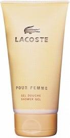 Lacoste Pour Femme 150ml Shower Gel