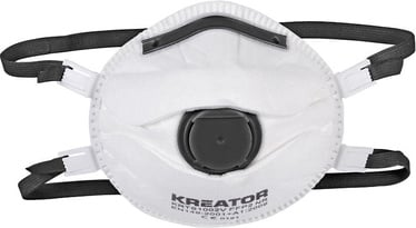 Kreator KRTS1003V Dust Mask FFP3 with Valve 2pcs