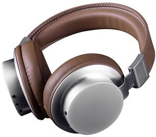 Ausinės Modecom MC-1500HF Brown/Silver