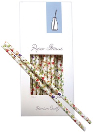 Barkonsult Paper Straws Flower 100pcs