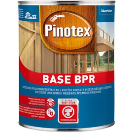 Gruntas Pinotex Base BPR, bespalvis, 2,5 l