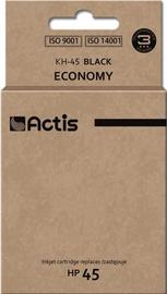 Actis Cartridge KH-45 For HP 44ml Black