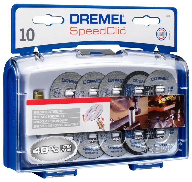 Dremel EZ Speedclic Cutting Accesory Set SC690