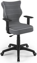 Vaikiška kėdė Entelo Duo Size 5 JS33 Black/Grey, 400x375x1000 mm