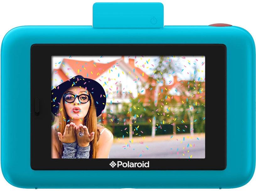 Polaroid Snap Touch Instant Digital Camera Blue