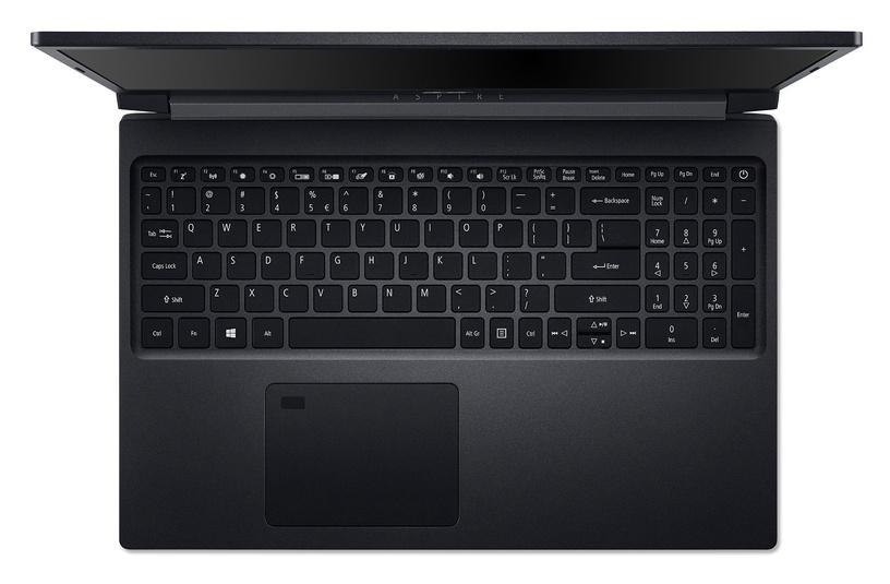 Nešiojamas kompiuteris Acer Aspire 7 A715-41G Charcoal Black
