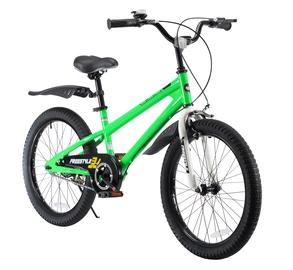 Vaikiškas dviratis Royalbaby RB20B-6 Green