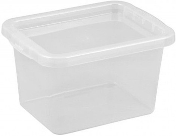 Plast Team Basic Box with Lid 330x189x250mm