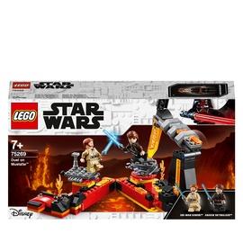 Konstruktor LEGO® Star Wars TM Duell Mustafaril™ 75269, 208 tk
