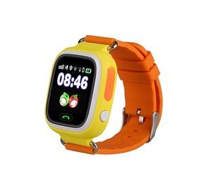 Išmanusis laikrodis vaikams Gudrutis R9, oranžinis