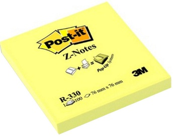 3M Post It R330 Z Notes Yellow