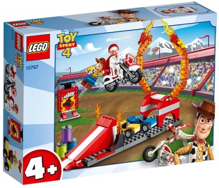 LEGO Toy Story 4 Duke Caboom's Stunt Show 10767