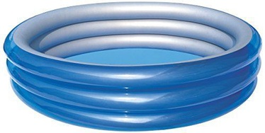 Bestway Big Mettalic Pool Blue/Silver 51043