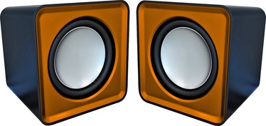 Omega OG01 2.0 Speakers Orange