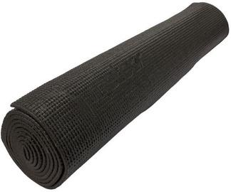 Meteor Yoga Mat 180x60x0.5cm Black