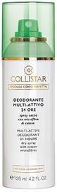 Дезодорант для женщин Collistar Multi-Active 24h, 125 мл